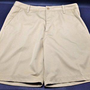 Men's NWOT Fila Sport Shorts Size 34 Tan